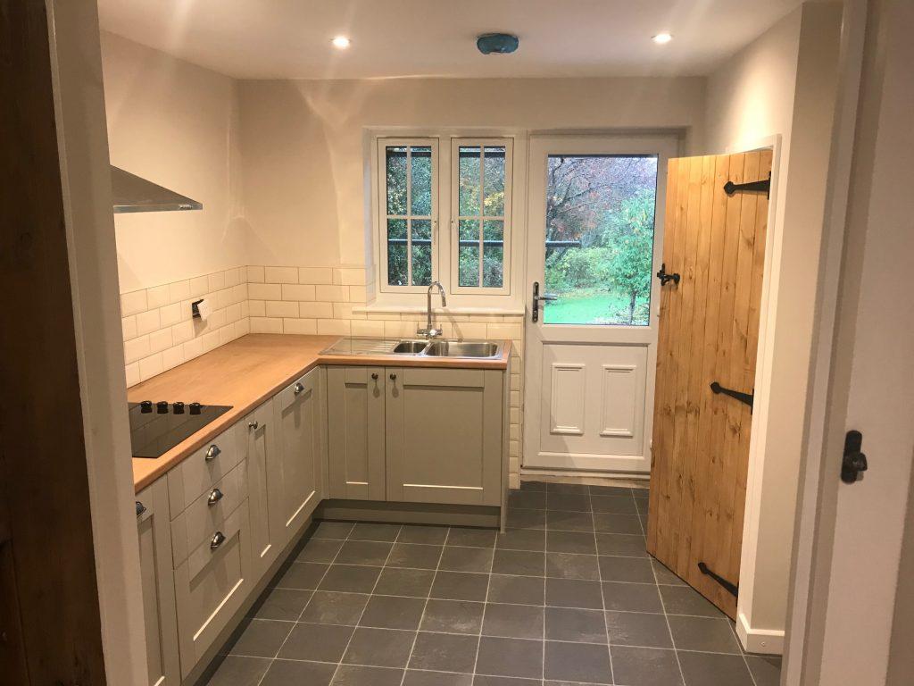 Poacher's Cottage Kitchen